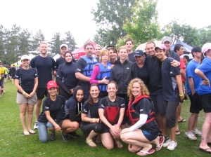 EDC/BDC Power Paddler Team 2013