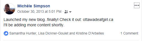 5 year blog